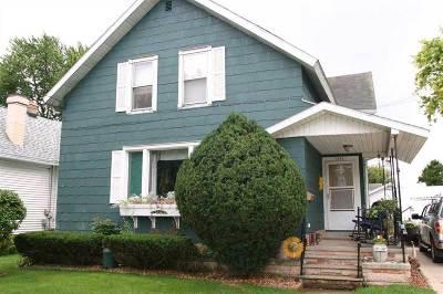 Oshkosh Single Family Home Active-No Offer: 1341 Waugoo