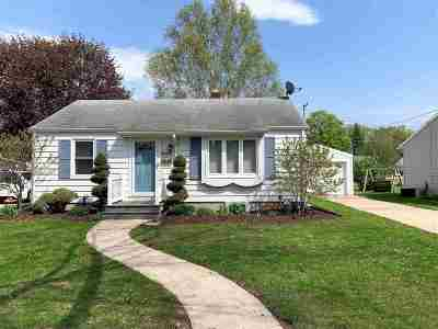 Green Bay Single Family Home Active-No Offer: 1143 Colonial