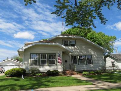 Appleton Single Family Home Active-No Offer: 615 N Union