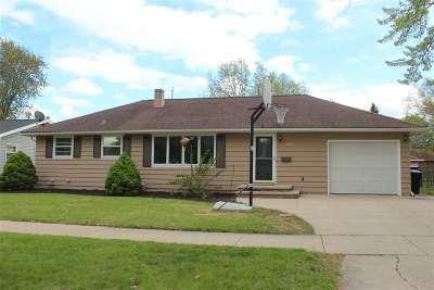 Appleton Single Family Home Active-No Offer: 1825 E Marquette