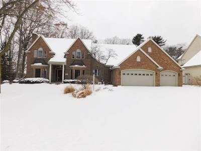 Brown County Single Family Home Active-No Offer: 110 Stonebridge