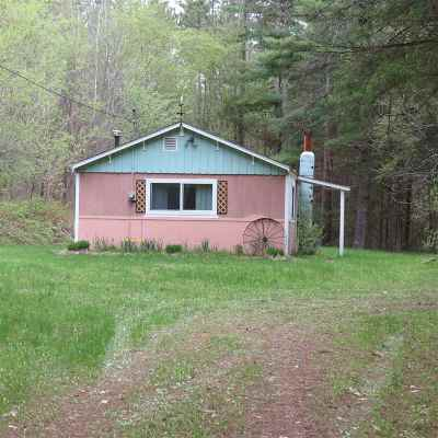 Mountain Single Family Home Active-No Offer: 14268 Church