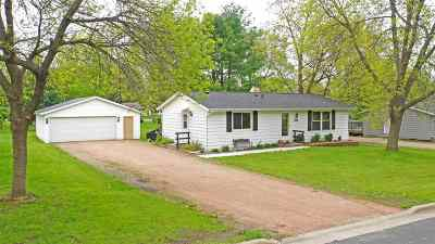 Waupaca Single Family Home Active-Offer No Bump: 614 North
