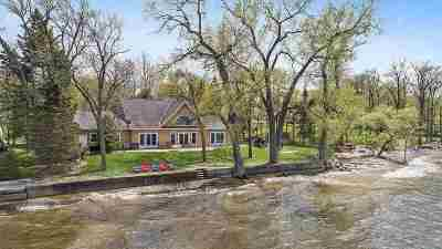 Brown County Single Family Home Active-No Offer: 6121 Sandy Cove