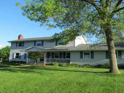 Neenah Single Family Home Active-No Offer: 529 Pembrook