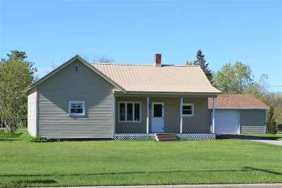 Oconto Falls Single Family Home Active-No Offer: 463 Green Bay