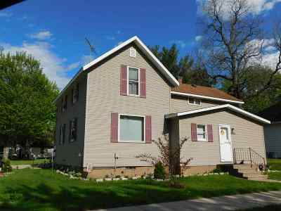 Shawano Multi Family Home Active-No Offer: 1004 S River
