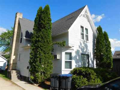 Shawano Multi Family Home Active-No Offer: 708 S Franklin