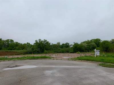 De Pere Residential Lots & Land Active-No Offer: 1408 Foxborough