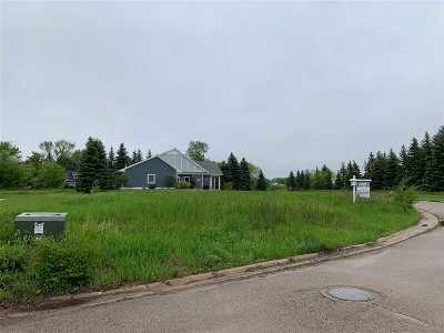De Pere Residential Lots & Land Active-No Offer: 1482 Foxborough