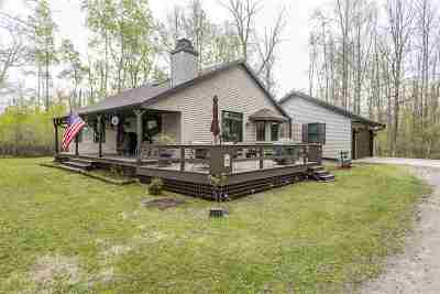 Single Family Home Active-No Offer: 4883 Sampson