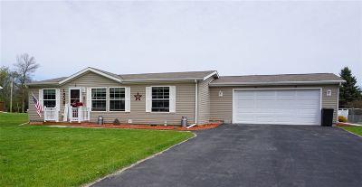 Oconto Single Family Home Active-Offer No Bump: 1508 Park