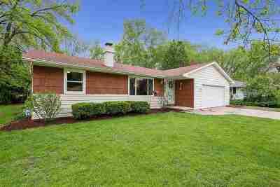 Green Bay Single Family Home Active-Offer No Bump: 2449 Warbler