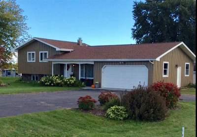 Oconto Single Family Home Active-No Offer: 4095 Hwy 22
