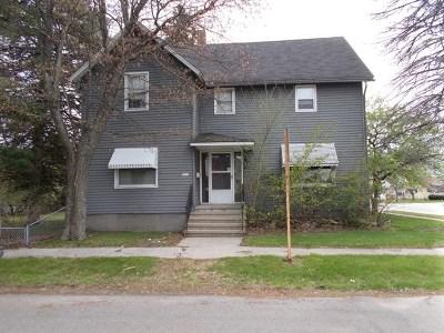 Marinette Single Family Home Active-No Offer: 1035 W Hosmer