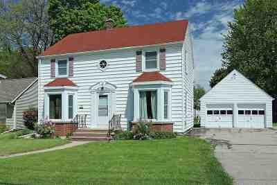 Little Chute Single Family Home Active-Offer No Bump: 408 E Main