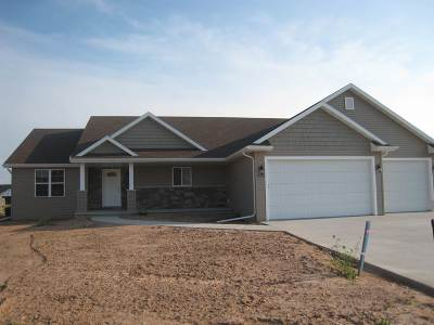 Appleton Single Family Home Active-No Offer: 3020 E Blue Topaz