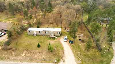 Crivitz Single Family Home Active-No Offer: N6847 N 5th