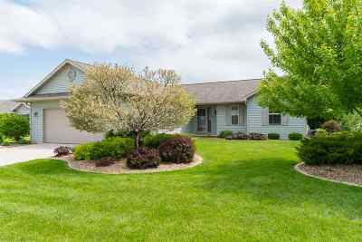 Greenville Single Family Home Active-Offer No Bump: W6157 Rock Island