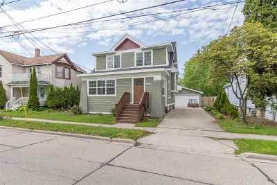 Neenah Single Family Home Active-Offer No Bump: 211 Washington