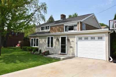 Neenah Single Family Home Active-Offer No Bump: 741 Elm