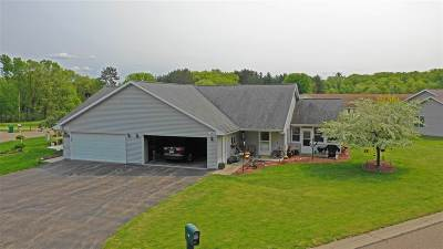 Waupaca Condo/Townhouse Active-No Offer: 908 Mead