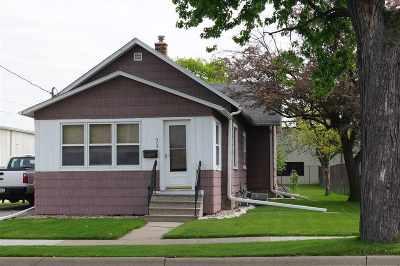 Menasha Single Family Home Active-Offer No Bump: 505 Milwaukee