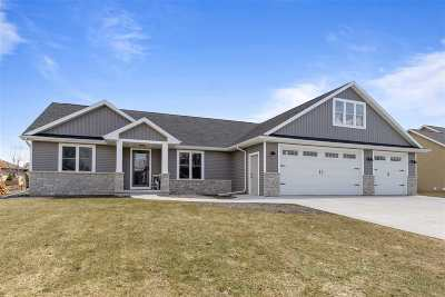 Menasha Single Family Home Active-No Offer: N8608 Winding Trail