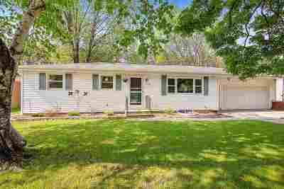 Green Bay Single Family Home Active-Offer No Bump: 1730 Debra