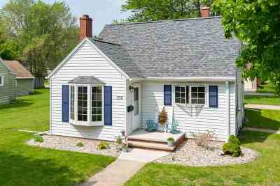 Single Family Home Active-Offer No Bump: 304 S Birch