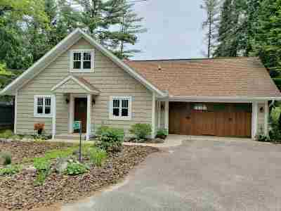 Waupaca Single Family Home Active-No Offer: N2288 Cleghorn
