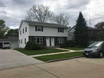 Appleton Multi Family Home Active-Offer No Bump: 815 Browning