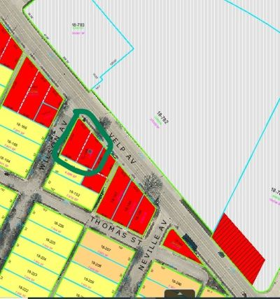 Green Bay Residential Lots & Land Active-No Offer: 1205 Velp