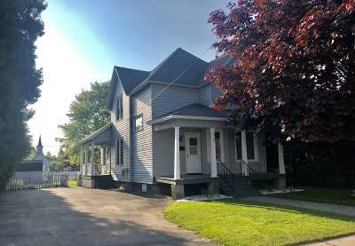 Menominee Single Family Home Active-Offer No Bump: 1312 16th