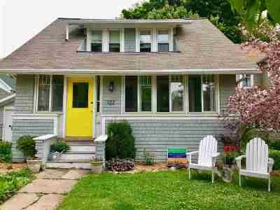 Appleton Single Family Home Active-No Offer: 122 N Rankin
