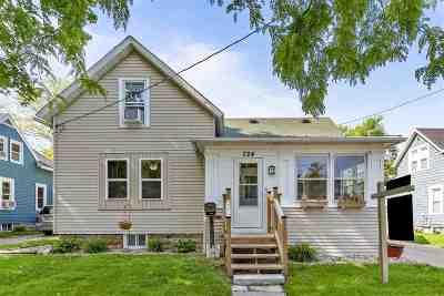 Appleton Single Family Home Active-Offer No Bump: 724 W Oklahoma