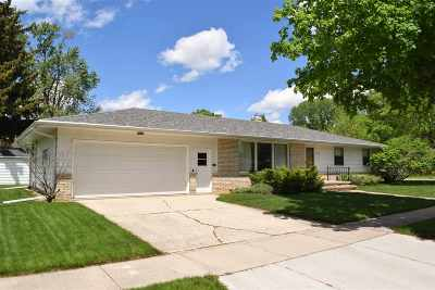 Appleton Single Family Home Active-Offer No Bump: 1408 W Grant