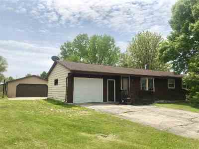 Wrightstown Single Family Home Active-Offer No Bump: 430 Janet