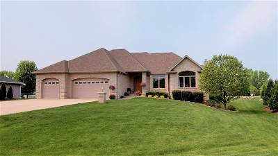 Green Bay Single Family Home Active-No Offer: 2477 Anemone