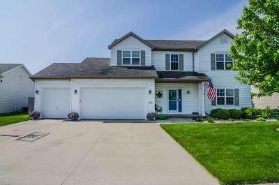 Appleton Single Family Home Active-Offer No Bump: 4025 E Braeburn