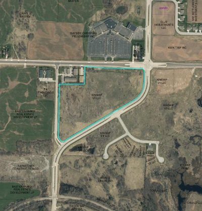 Brown County Residential Lots & Land Active-No Offer: 3446 Humboldt