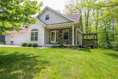 Waupaca Single Family Home Active-Offer No Bump-Show: 555 Woodland