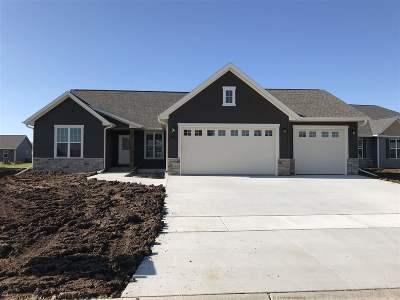 Appleton Single Family Home Active-No Offer: 3601 Golden Hill