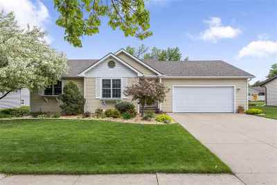 Appleton Single Family Home Active-Offer No Bump: 1620 W Homestead