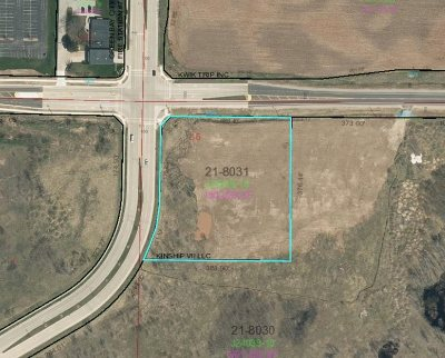 Green Bay Residential Lots & Land Active-No Offer: 3528 Humboldt
