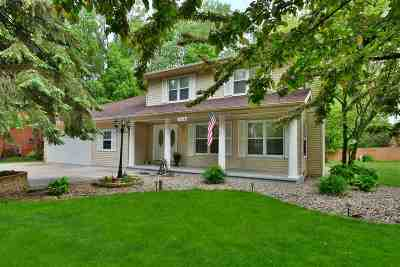 Menasha Single Family Home Active-Offer No Bump: 1404 9th