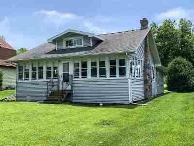 Oshkosh Single Family Home Active-No Offer: 5014 Lansing High Point