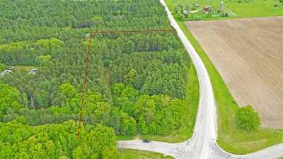 Waupaca Residential Lots & Land Active-No Offer: Dayton