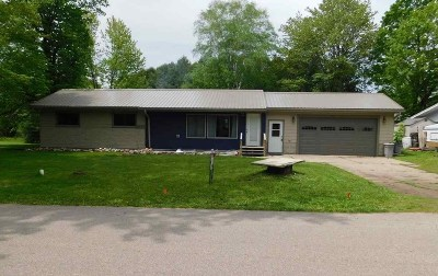 Shawano County Single Family Home Active-No Offer: 911 Bartelt