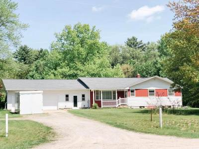 Sobieski Single Family Home Active-Offer No Bump: 6512 Hwy S